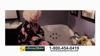 American Standard Liberation Walk-In Bathtub TV Spot, 'Bathroom Safety' - Thumbnail 3