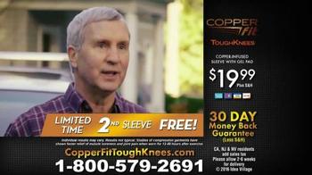 Copper Fit ToughKnees TV Spot, 'Take on the Pain' - Thumbnail 10