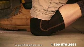 Copper Fit ToughKnees TV Spot, 'Take on the Pain' - Thumbnail 5