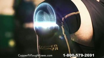 Copper Fit ToughKnees TV Spot, 'Take on the Pain' - Thumbnail 6