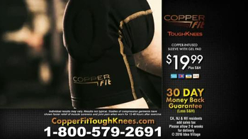 Copper Fit ToughKnees TV Spot, 'Take on the Pain' - Thumbnail 8