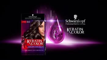 Schwarzkopf Keratin Color TV Spot, 'Younger Looking Hair' - Thumbnail 3
