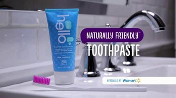 Hello Kids Blue Raspberry Fluoride Toothpaste TV Spot, 'Bribe Less' - Thumbnail 4