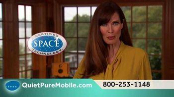 Aerus QuietPure Mobile TV Spot, 'Super High Tech' - 25 commercial airings