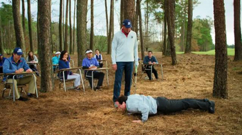 SKECHERS GO GOLF Pro TV Spot, 'Thread the Needle' Featuring Matt Kuchar - 142 commercial airings