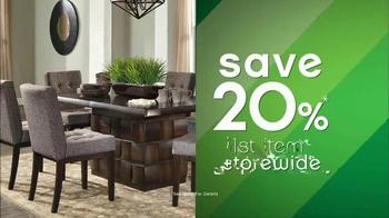 Ashley Furniture Homestore 12-Hour Sale TV Spot, 'Mark Your Calendar' - Thumbnail 3