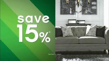 Ashley Furniture Homestore 12-Hour Sale TV Spot, 'Mark Your Calendar' - Thumbnail 4