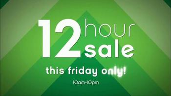 Ashley Furniture Homestore 12-Hour Sale TV Spot, 'Mark Your Calendar' - Thumbnail 8