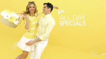 Macy's Spring Home Sale TV Spot, 'April: Bedding and Appliances' - Thumbnail 1