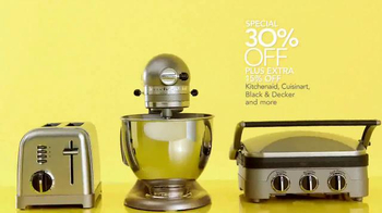 Macy's Spring Home Sale TV Spot, 'April: Bedding and Appliances' - Thumbnail 3