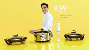 Macy's Spring Home Sale TV Spot, 'April: Bedding and Appliances' - Thumbnail 6