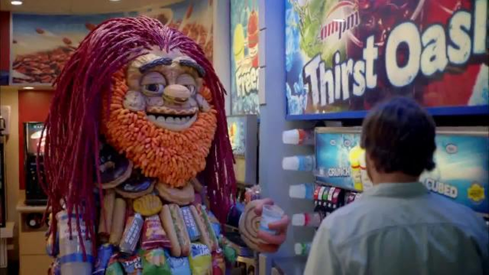 AmPm Freeze Friday TV Commercial, 'Pants'