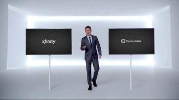 XFINITY X1 TV Spot, 'CenturyLink' Featuring Chris Hardwick - 32 commercial airings