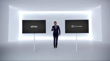 XFINITY X1 TV Spot, 'CenturyLink' Featuring Chris Hardwick - Thumbnail 1