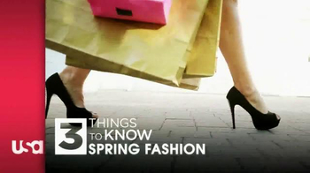 Diet Coke TV Spot, 'USA Network: Three Things to Know' - Thumbnail 1