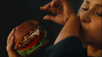 Carl's Jr. Midnight Moonshine Burger TV Spot, 'Shine' Ft. Hayden Panettiere - 1353 commercial airings