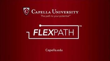 Capella University FlexPath TV Spot, 'Key Words' - Thumbnail 10
