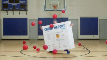 FreeCreditReport.com TV Spot, 'Dodgeball'
