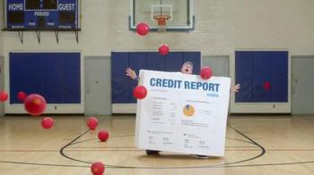 FreeCreditReport.com TV Spot, 'Dodgeball' - Thumbnail 6