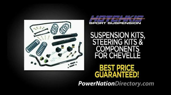 PowerNation Directory TV Spot, 'Lockers, Suspension, Harness and Fittings' - Thumbnail 5