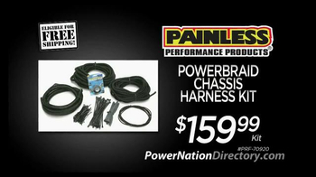 PowerNation Directory TV Spot, 'Lockers, Suspension, Harness and Fittings' - Thumbnail 6