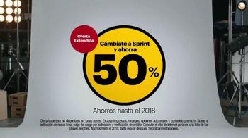 Sprint TV Spot, 'Danza de celebración [Spanish] - Thumbnail 5