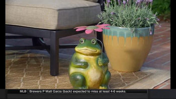 Lowe's TV Spot, 'Make Your Home Happy: Frog' - Thumbnail 4