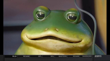 Lowe's TV Spot, 'Make Your Home Happy: Frog'