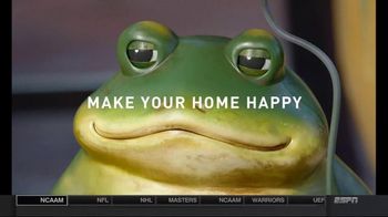 Lowe's TV Spot, 'Make Your Home Happy: Frog' - Thumbnail 7