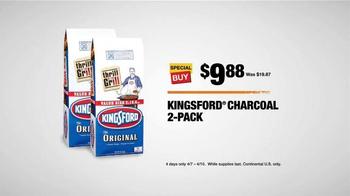 The Home Depot Spring Black Friday Savings TV Spot, 'Regional Color' - Thumbnail 9
