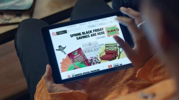 The Home Depot Spring Black Friday Savings TV Spot, 'Regional Color' - Thumbnail 3