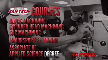 School of Automotive Machinists TV Spot, 'Education at Full Speed' - Thumbnail 6