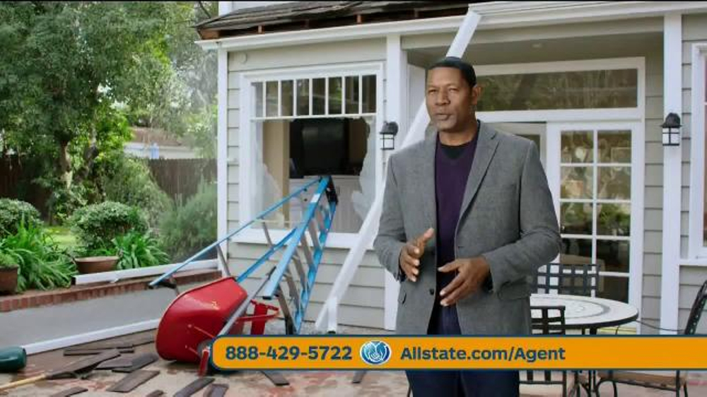 Allstate TV Commercial, 'Rates' Featuring Dennis Haysbert