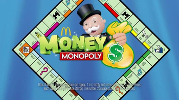 McDonald's Money Monopoly TV Spot, 'Get Yours' - Thumbnail 1