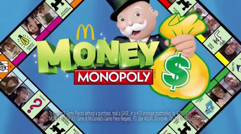 McDonald's Money Monopoly TV Spot, 'Get Yours' - Thumbnail 9