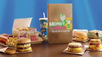 McDonald's Money Monopoly TV Spot, 'Get Yours' - Thumbnail 6