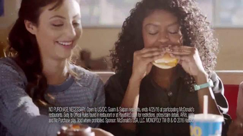 McDonald's Money Monopoly TV Spot, 'Get Yours' - Thumbnail 7