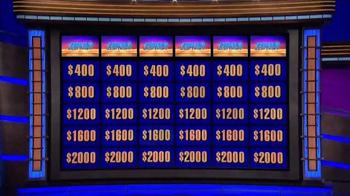 Aleve PM TV Spot, 'Jeopardy: Wind Down' - Thumbnail 1