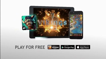 Vikings: War of Clans TV Spot, 'Blood and Steel' - Thumbnail 9