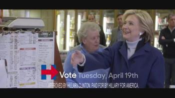Hillary for America TV Spot, 'New York' - Thumbnail 9
