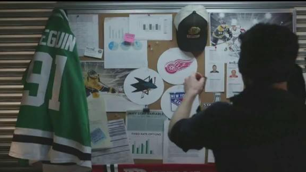 NHL TV Commercial, 'Stanley Cup Playoffs: Bracket Challenge'
