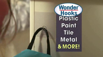 Wonder Hooks TV Spot, 'Organize Anything' - Thumbnail 6