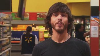 Walmart TV Spot, 'Fight Hunger' Featuring Chris Janson