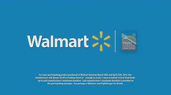 Walmart TV Spot, 'Fight Hunger' Featuring Chris Janson - Thumbnail 5