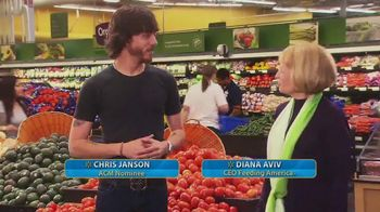Walmart TV Spot, 'Chris Meets Feeding America CEO' - 1 commercial airings