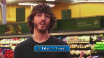 Walmart TV Spot, 'Chris Meets Feeding America CEO' - Thumbnail 4