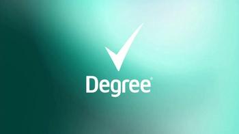 Degree Dry Spray TV Spot, 'The Degree Dryness Test' - Thumbnail 1