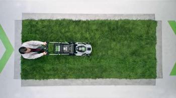 EGO Power + Mower TV Spot, 'Cutting Torque of Gas' - Thumbnail 3
