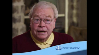 Bidet Buddy TV Spot, 'Water' - 4 commercial airings