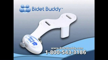 Bidet Buddy TV Spot, 'Water' - Thumbnail 6